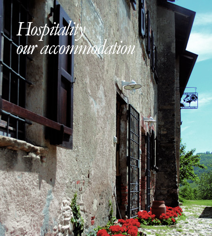 HOSPITALITY, OUR ACCOMMODATION