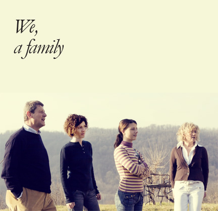 WE, A FAMILY